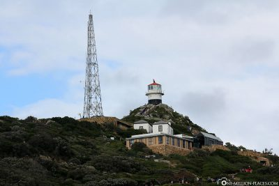 Cape Point with the lighthouse