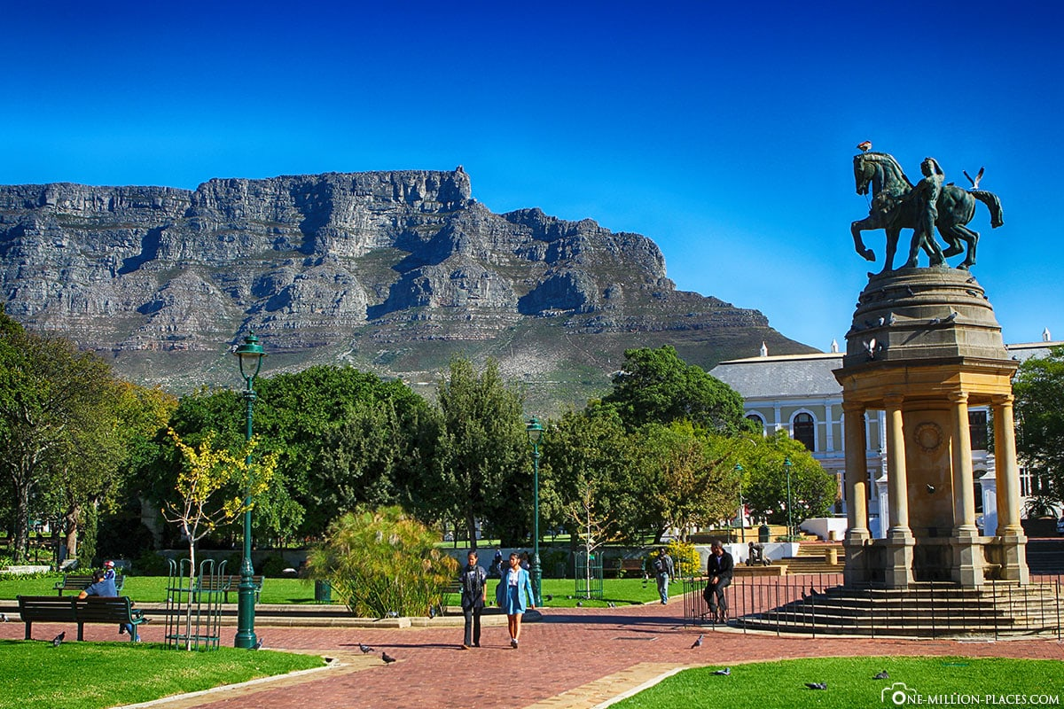 Company's Garden, Cape Town, South Africa, Africa, Travelreport