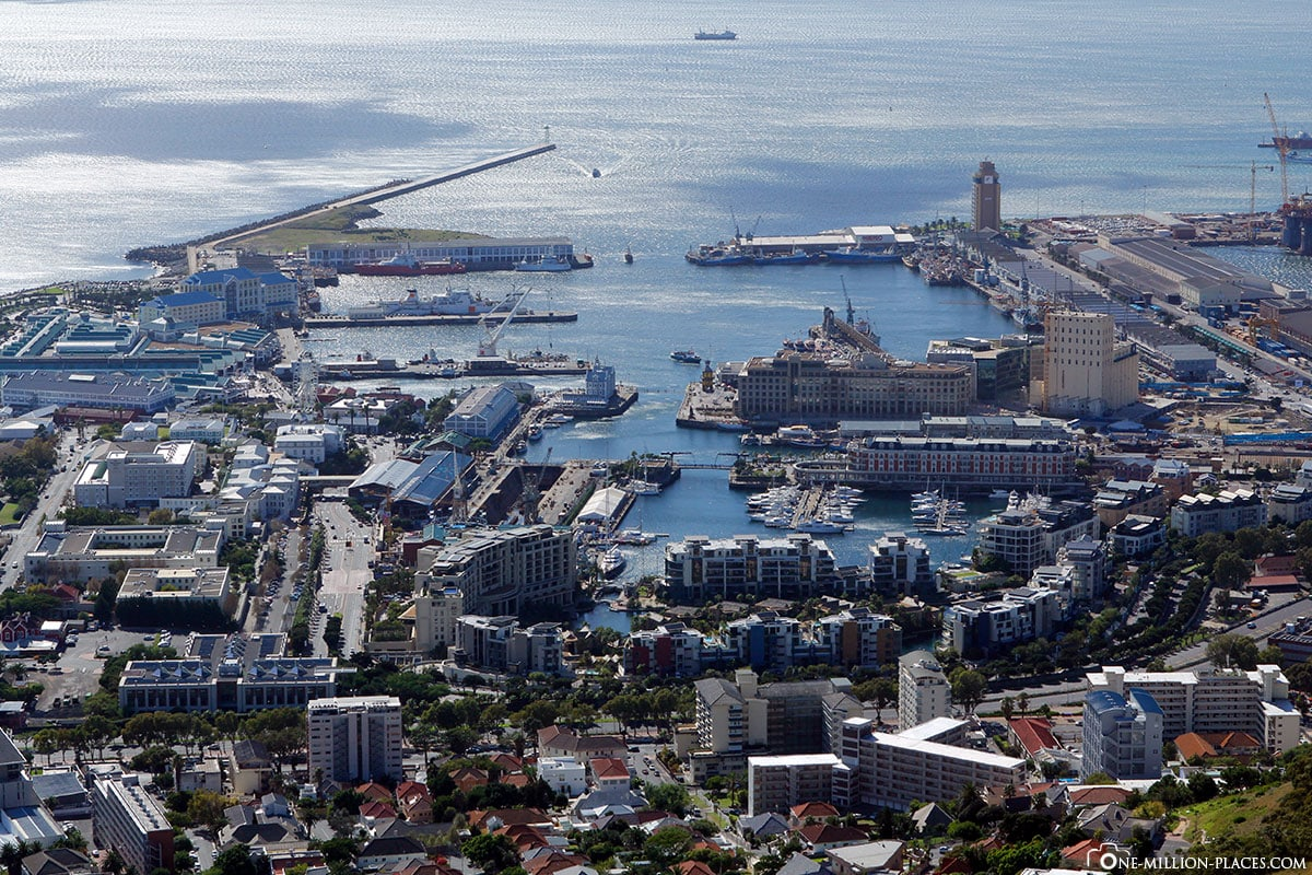 View of Waterfront, Cape Town, South Africa, Africa, Travelreport