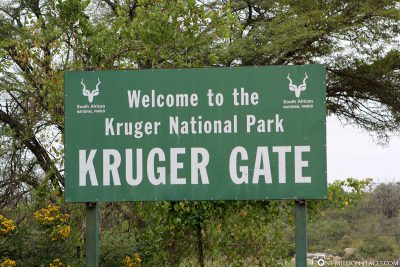 The Kruger Gate