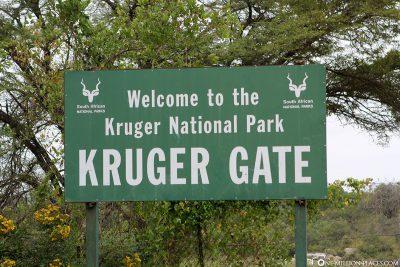 Das Kruger Gate