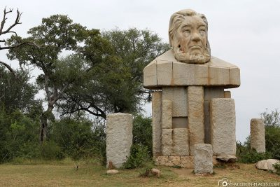 Paul Kruger Denkmal
