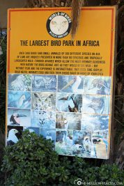 World of Birds Wildlife Sanctuary and Monkey Park
