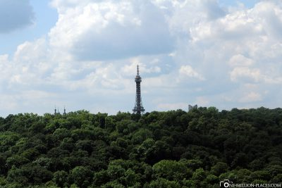 Observation tower Peton