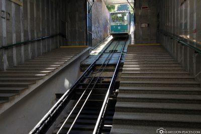 The Peton Funicular
