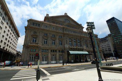The Teatro Colin
