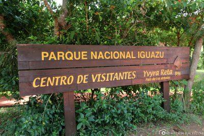The Iguaza National Park