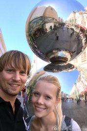 The Mall's Balls