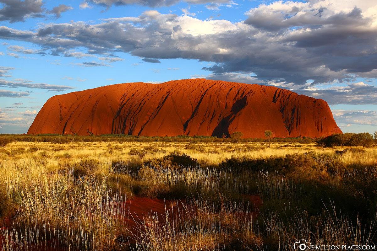 Ayers Rock, Australia, Uluru, Sunset, On Your Own, Travelreport