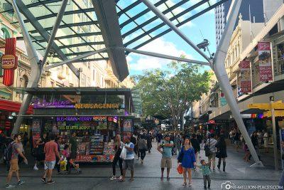 Queens Street Mall