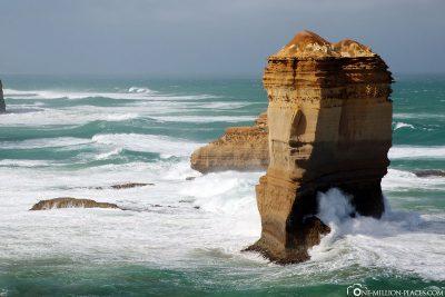 Die Felsen der 12 Apostel