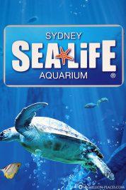 Entrance to the Sea Life Aquarium