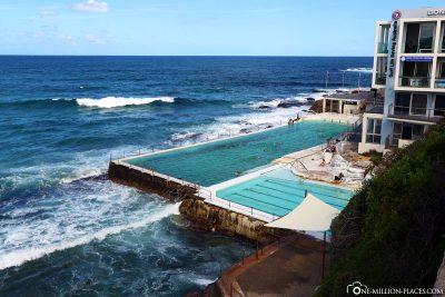 The Bondi Icebergs Pool