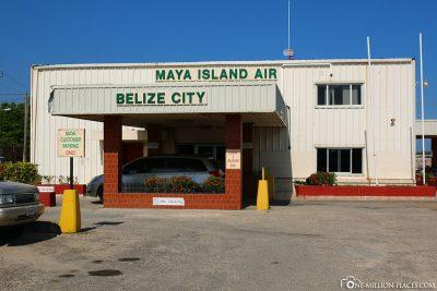 Der Belize Municipal Airport