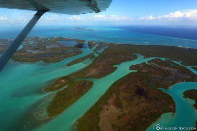 The Turneffe Atoll