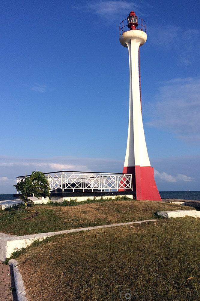Baron Bliss Lighthouse, Belize Stadt, Auf eigene Faust, Tagesausflug, Tierwelt, Mittelamerika, Belize, Reisebericht