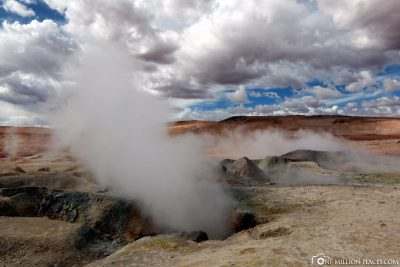 The Geyser Field