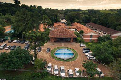 Das Hotel Colonial Iguacu
