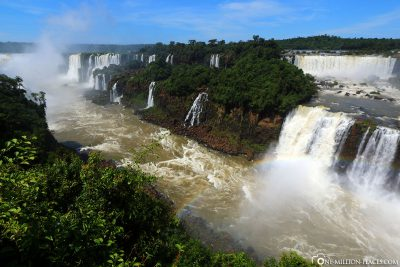 The Iguazu Waterfalls