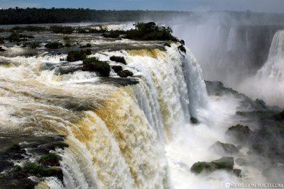 The main cases of Iguazu
