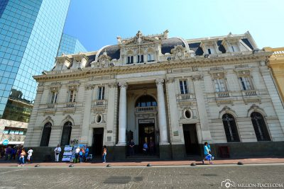 The Plaza de Armas