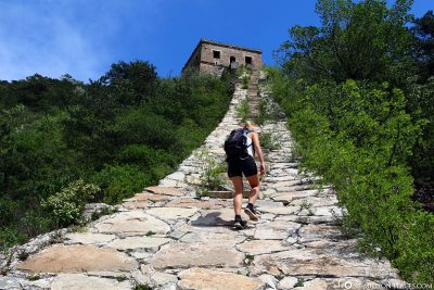 Der steile Aufstieg