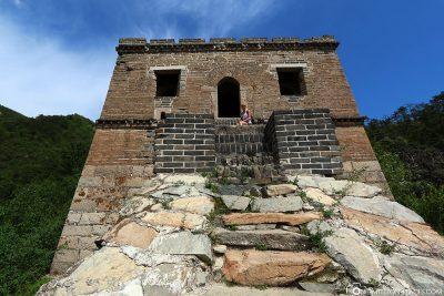 Ein Wachturm