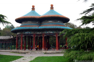 The Temple of Heaven Park