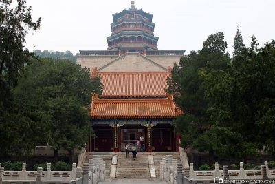 Temple of Buddhist