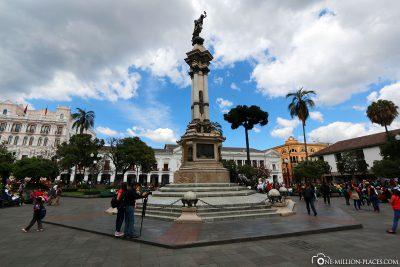 The historic centre