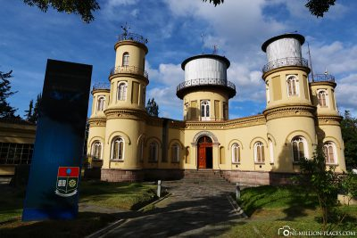 Quito Astronomical Observatory