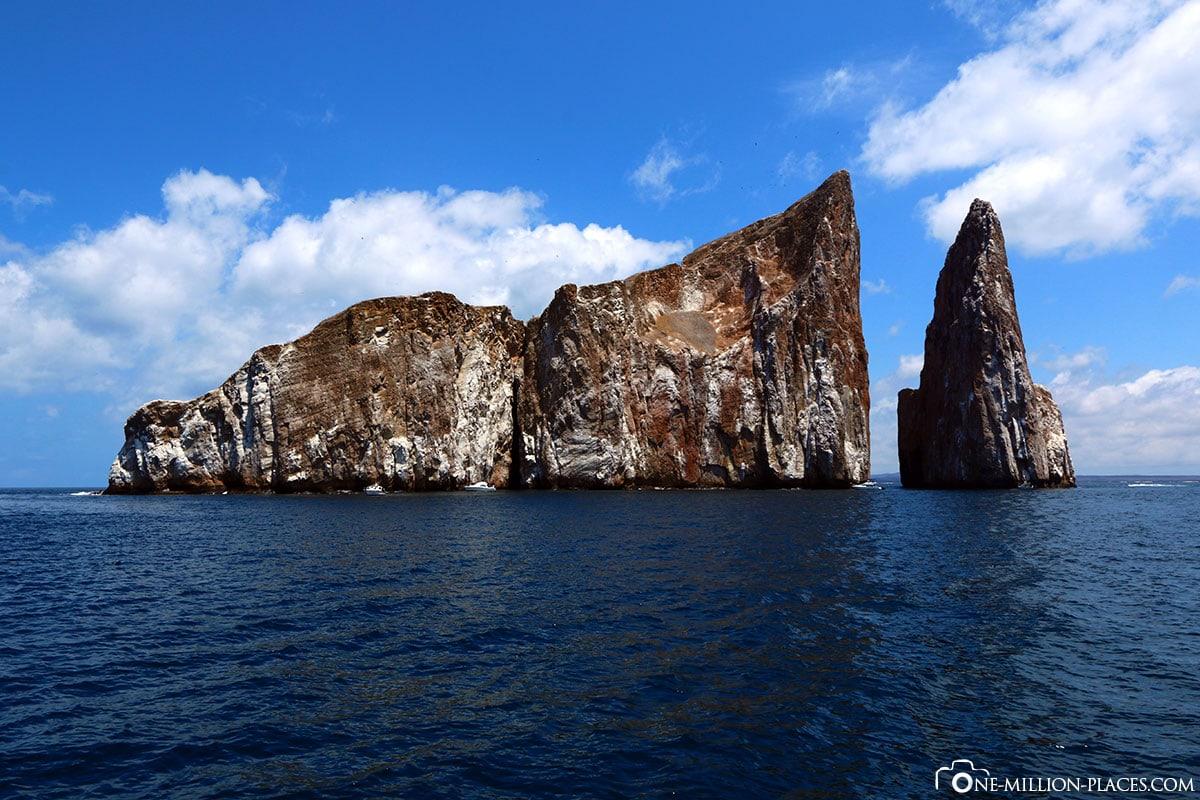 Kicker Rock, Insel San Cristobal, Galapagos, Ecuador, Rundreise, Tierwelt, Reisebericht