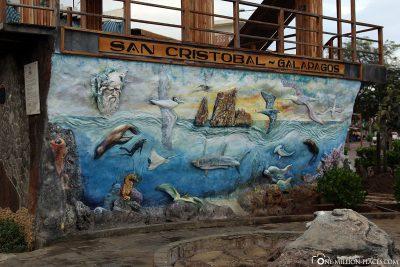 Die Promenade von Puerto Baquerizo Moreno