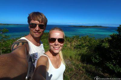 Island paradise Fiji