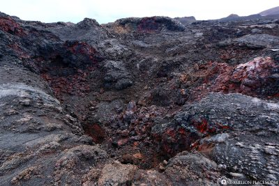 Die Vulkanlandschaft