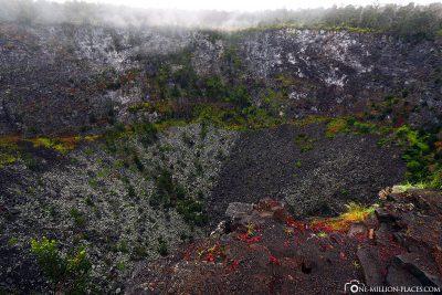 Hiiaka Crater