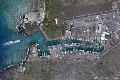 Die Honokohau Marina