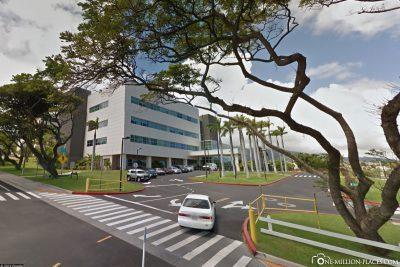 Das Maui Memorial Medical Center