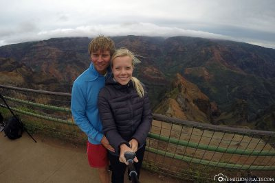 Selfie at Overlook Point
