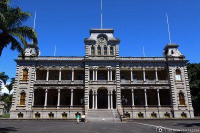 Der Iolani Palast