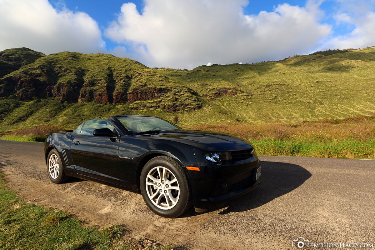 Car Rental, West Coast, Honolulu, Oahu, Attractions, Hawaii, USA, On Your Own, TravelReport