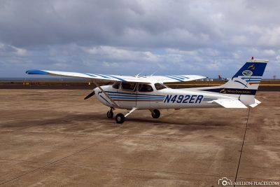 Start at Lihue Airport