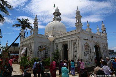 Die Haji Ali Moschee
