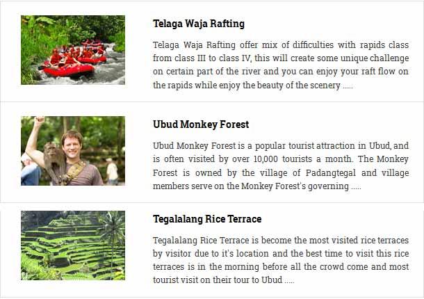 Rafting, Bali, Bali Rafting Tours, Reisebericht