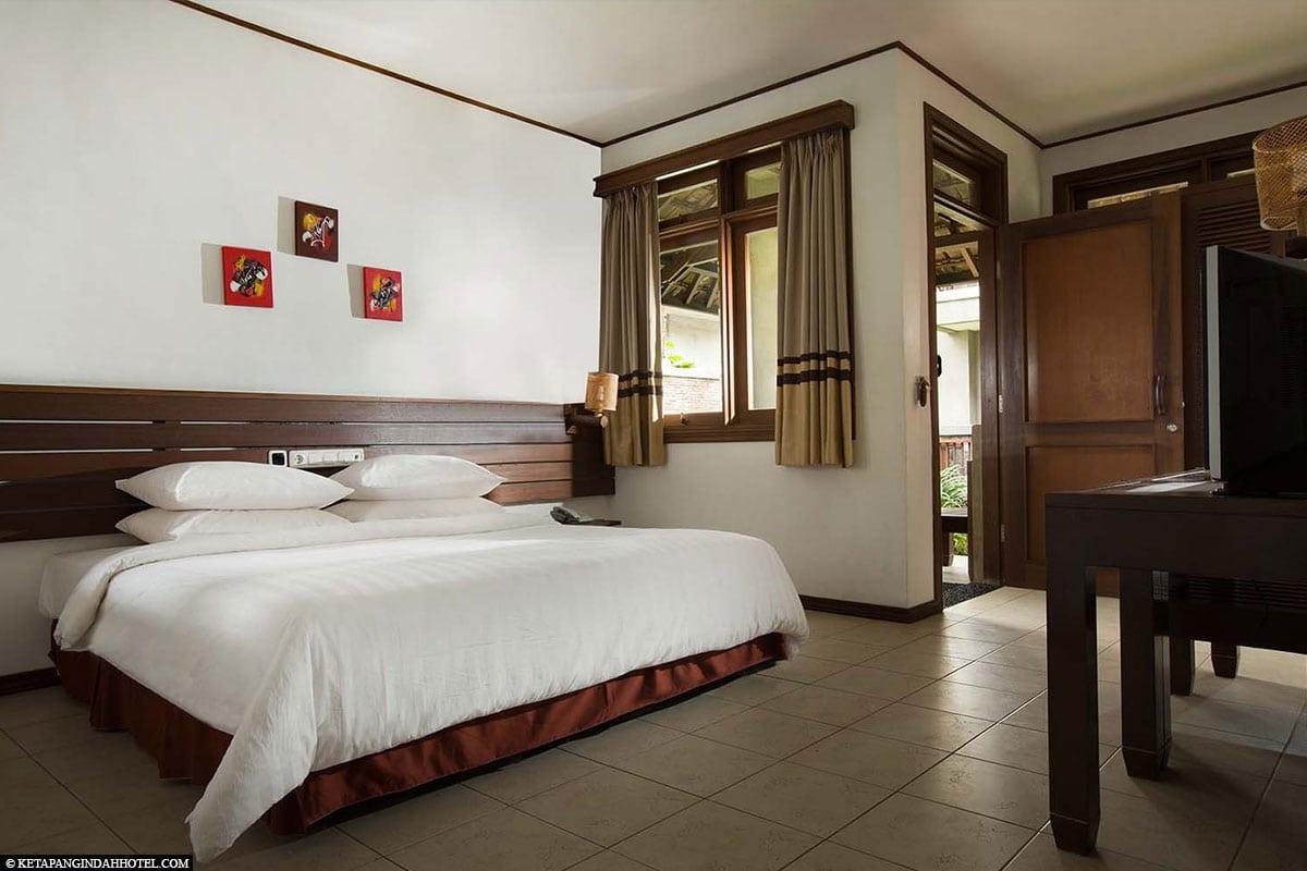 Rooms, Hotel Ketapang Indah, Java, Indonesia, Travelreport