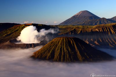 Our view of Mount Bromo
