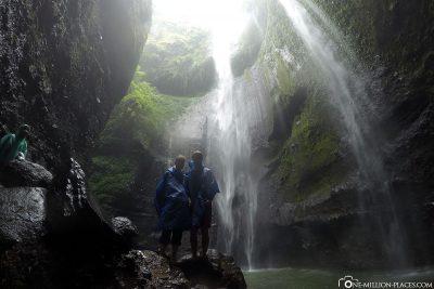 The Madakaripura Waterfall
