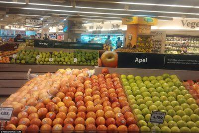 The Hero Supermarket in Mall Malioboro