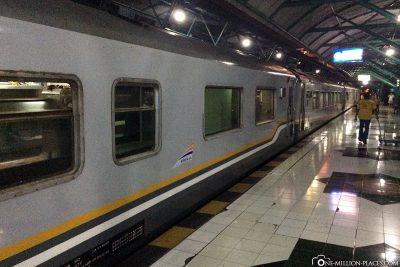 The Argo Wilis train