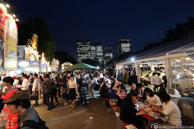 The Hibiya Oktoberfest